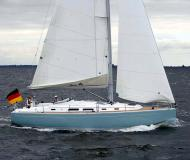 Sailing yacht Hanse 400 for rent in Fezzano di Portovenere