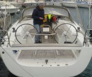 Segelyacht Hanse 400 Yachtcharter in Fezzano di Portovenere