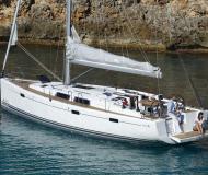 Sailing boat Hanse 415 for hire in Sant Antoni de Portmany