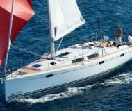Segelyacht Hanse 415 chartern in Kyrkesunds Marina