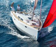 Yacht Hanse 415 chartern in Athen