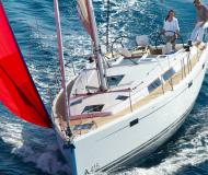 Sail boat Hanse 415 for charter in Calp