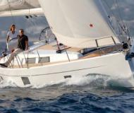 Sail boat Hanse 455 available for charter in Gustavsberg
