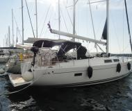 Yacht Hanse 455 for charter in Pula