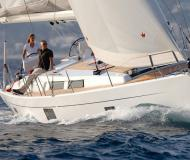 Sailing yacht Hanse 455 for rent in Calp