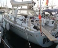 Yacht Hanse 470 Yachtcharter in Palma