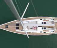 Segelyacht Hanse 505 Yachtcharter in Kos Marina