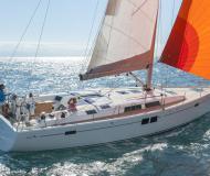 Segelyacht Hanse 505 chartern in Les Marines de Cogolin