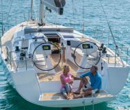 Yacht Hanse 505 chartern in Marina Ibiza