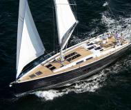 Segelyacht Hanse 575 Yachtcharter in Hafen von Masnou