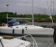 Segelyacht Harmony 34 Yachtcharter in Hafen von Yerseke