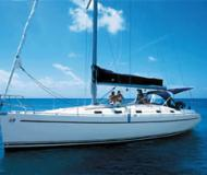 Sailing yacht Harmony 42 available for charter in Ajaccio