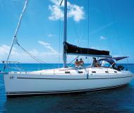Sailing yacht Harmony 42 available for charter in Marina Le Marin