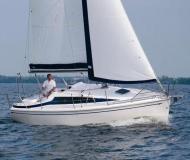 Henk 27 Segelyacht Charter Ludwigshafen