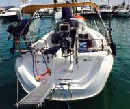 Sailing boat Hunter 31 for rent in Castiglione della Pescaia