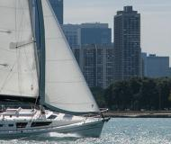 Hunter 326 Segelyacht Charter Chicago