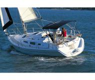 Yacht Hunter 33 for charter in Port Annapolis Marina