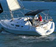Yacht Hunter 33 available for charter in Annapolis
