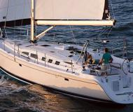 Sail boat Hunter 50 for charter in Vinoy Resort Marina