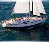Island Packet 485 Segelyacht Charter Red Hook