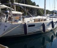 Segelboot Jeanneau 53 chartern in Ece Saray Marina