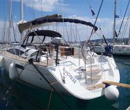 Sail boat Jeanneau 53 for charter in Marina Seget Donji