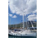 Yacht Jeanneau 53 for charter in Marina Seget Donji