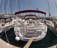Segelboot Jeanneau 53 Yachtcharter in Kastela