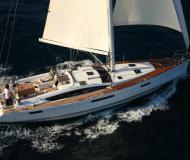Sailing yacht Jeanneau 53 for charter in Kalkara Marina