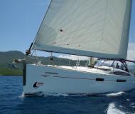 Segelyacht Jeanneau 57 Yachtcharter in Marmaris