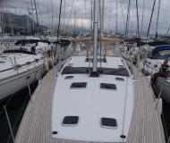 Sailing yacht Jeanneau 57 for hire in Seget