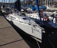 Sail boat Malbec 360 for hire in Barcelona