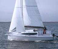 Yacht Maxus 26 for rent in Wilkasy