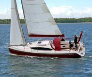 Yacht Maxus 33.1 RS for charter in Wilkasy