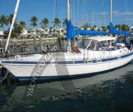 Morgan Out Island 41 Sailboat Charters Bahamas