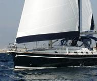 Sailing yacht Ocean Star 56.1 available for charter in Vlychada Port