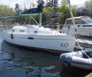 Sailing yacht Oceanis 281 available for charter in Plattsburgh