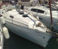Segelyacht Oceanis 331 Clipper chartern in Athen