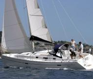 Sailing yacht Oceanis 34.3 for hire in Marti Marina