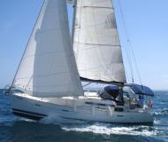 Segelboot Oceanis 37 chartern in Marina di Sant Elmo