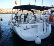 Segelyacht Oceanis 37 Yachtcharter in Marina La Lonja