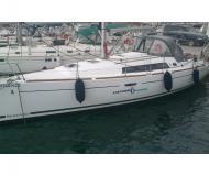 Segelboot Oceanis 37 Yachtcharter in Athen
