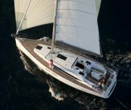 Sailing yacht Oceanis 38 available for charter in Cannigione