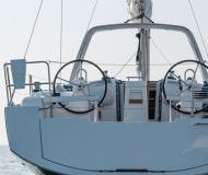 Yacht Oceanis 381 Yachtcharter in Furnari