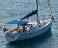 Oceanis 381 Segelyacht Charter Angra dos Reis