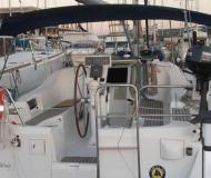 Sailing yacht Oceanis 393 available for charter in Arona