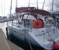 Sail boat Oceanis 393 Clipper available for charter in San Cristobal de La Laguna