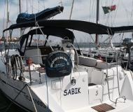 Yacht Oceanis 393 Clipper for rent in Alghero