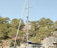 Yacht Oceanis 393 Clipper available for charter in Mahon