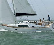 Yacht Oceanis 40 available for charter in Volos Harbour